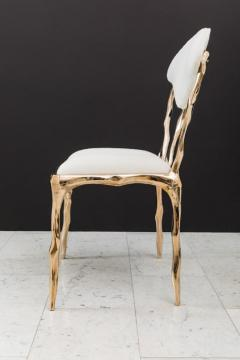 Markus Haase Markus Haase Faceted Bronze Dining Chair USA 2018 - 852572