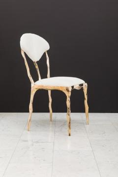 Markus Haase Markus Haase Faceted Bronze Dining Chair USA 2018 - 852573