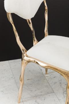 Markus Haase Markus Haase Faceted Bronze Dining Chair USA 2018 - 852577