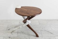 Markus Haase The Crossover Table in Walnut - 500001