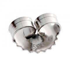 Marquise Amethyst Diamond Dangle Gold Earrings - 394319