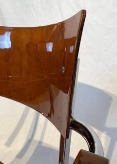 Mart Stam Bauhaus Cantilever Steeltube Armchair S43F by Mart Stam Czechia 1930s - 1935550