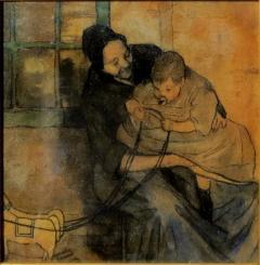 Martha Walter A Grandmothers Delight  - 1205362
