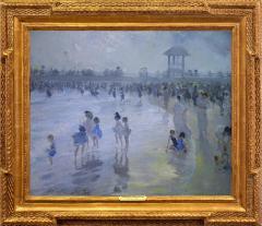 Martha Walter Late Afternoon at Brighton Beach  - 1205384