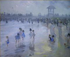 Martha Walter Late Afternoon at Brighton Beach  - 1205385