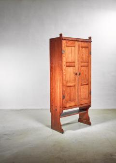 Martin Nyrop Martin Nyrop pine cabinet Denmark - 1057548