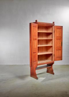 Martin Nyrop Martin Nyrop pine cabinet Denmark - 1057549