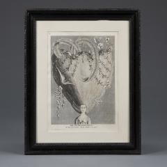 Mary Darly A group of twelve late 18th century satirical prints of women and their wigs - 930917