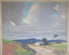 Mary DeNeale Morgan Wind Oil on Canvas by CA Artist Mary DeNeale Morgan American 1868 1948 - 1912565