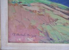 Mary DeNeale Morgan Wind Oil on Canvas by CA Artist Mary DeNeale Morgan American 1868 1948 - 1912566