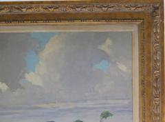 Mary DeNeale Morgan Wind Oil on Canvas by CA Artist Mary DeNeale Morgan American 1868 1948 - 1912567