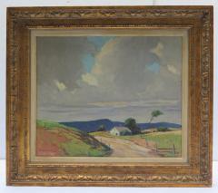 Mary DeNeale Morgan Wind Oil on Canvas by CA Artist Mary DeNeale Morgan American 1868 1948 - 1912568