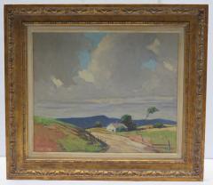Mary DeNeale Morgan Wind Oil on Canvas by CA Artist Mary DeNeale Morgan American 1868 1948 - 1912571