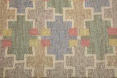 Mary Sandberg Swedish Flat weave Ro lakan Designed by Mary Sandberg - 751976