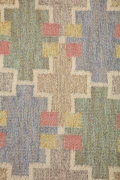 Mary Sandberg Swedish Flat weave Ro lakan Designed by Mary Sandberg - 751977