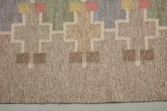 Mary Sandberg Swedish Flat weave Ro lakan Designed by Mary Sandberg - 751978