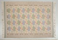Mary Sandberg Swedish Flat weave Ro lakan Designed by Mary Sandberg - 751981