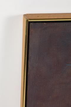Mary Spain Magic Man Oil on Canvas by Mary Spain - 1406036
