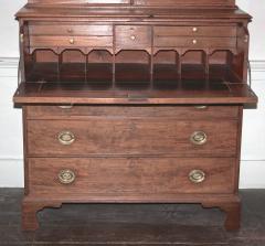 Maryland Federal Period Secretary Bookcase - 1467851