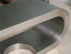 Marzio Cecchi A Rare Marzio Cecchi Stainless Steel Desk Console - 529109
