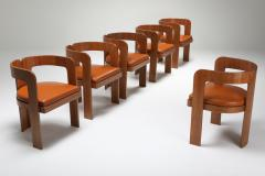 Marzio Cecchi Marzio Cecchi Dining Chairs 1970s - 1585477