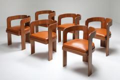 Marzio Cecchi Marzio Cecchi Dining Chairs 1970s - 1585478