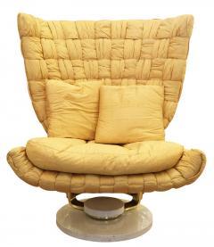 Marzio Cecchi Swivel Lounge Chair by Marzio Cecchi - 477845