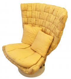Marzio Cecchi Swivel Lounge Chair by Marzio Cecchi - 477846