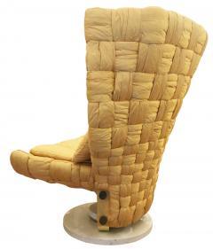 Marzio Cecchi Swivel Lounge Chair by Marzio Cecchi - 477849