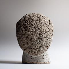 Masanori Sugisaki PHILOSOPHER HEAD 1 Stone sculpture - 1133075
