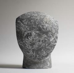 Masanori Sugisaki PHILOSOPHER HEAD 10 Stone sculpture - 1133040