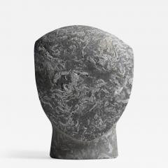 Masanori Sugisaki PHILOSOPHER HEAD 10 Stone sculpture - 1133709