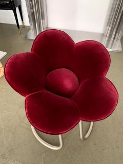 Masanori Umeda Set of 4 Soshun Flower Stools by Masanori Umeda for Edra Italy 1990s - 1245631