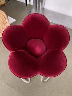 Masanori Umeda Set of 4 Soshun Flower Stools by Masanori Umeda for Edra Italy 1990s - 1245636
