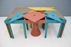 Massimo Morozzi Massimo Morozzi Tangram Tables for Cassina 1983 - 1084920
