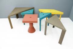 Massimo Morozzi Massimo Morozzi Tangram Tables for Cassina 1983 - 1084922
