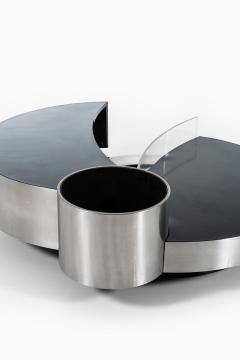 Massimo Papiri Coffee Bar Table Produced by Mario Sabot - 1873806