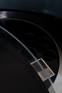 Massimo Papiri Coffee Bar Table Produced by Mario Sabot - 1873808