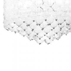 Massive Venini Murano Glass Chandelier - 184005