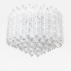 Massive Venini Murano Glass Chandelier - 184017