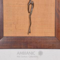 Mathias Goeritz Surrealism Sculpture Savior of Auschwitz Bronze Cross by Mathias Goeritz Mexico - 1542735
