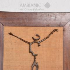 Mathias Goeritz Surrealism Sculpture Savior of Auschwitz Bronze Cross by Mathias Goeritz Mexico - 1542736