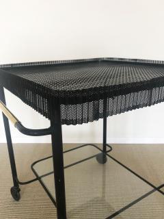 Mathieu Mat got ENAMELED METAL SERVING TABLE BY MATHIEU MAT GOT - 1614579