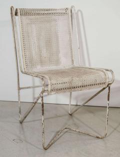 Mathieu Mat got Mathieu Mat got Enameled Steel Casablanca Dining Chairs - 1046889