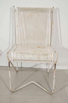 Mathieu Mat got Mathieu Mat got Enameled Steel Casablanca Dining Chairs - 1046892