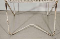 Mathieu Mat got Mathieu Mat got Enameled Steel Casablanca Dining Chairs - 1046893