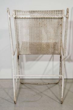 Mathieu Mat got Mathieu Mat got Enameled Steel Casablanca Dining Chairs - 1046894