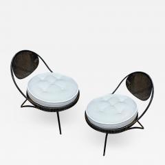 Mathieu Mat got Mathieu Mat got Pair of Chairs Model Copacabana in Genuine Vintage Condition - 1446385