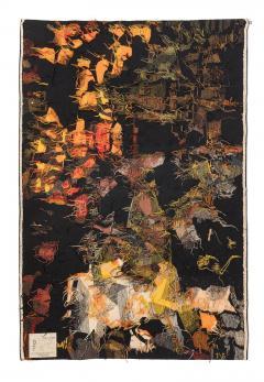 Mathieu Mat got Mathieu Mat got Signed Aubusson Tapestry for Pinton France 1960s - 548514