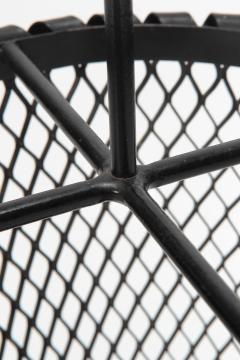 Mathieu Mat got Mathieu Mategot Umbrella Stand Black 50 s - 1480727